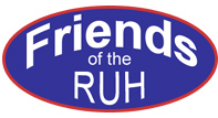 Friends of the RUH logo