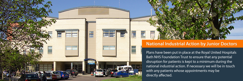 Ahead of the planned national industrial action by Junior Doctors, plans have been put in place to minimise disruption for patients
